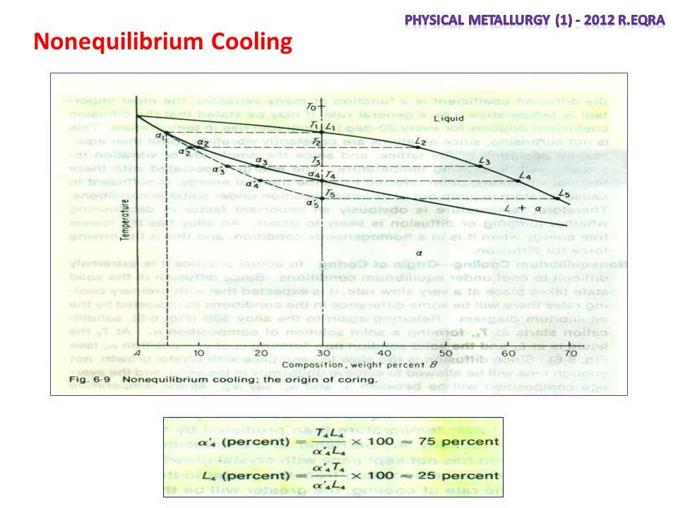 Nonequilibrium Cooling