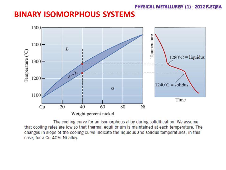 BINARY ISOMORPHOUS SYSTEMS