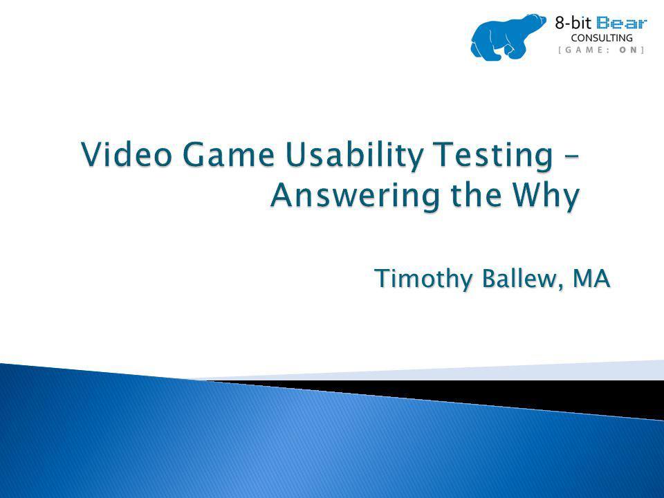 Timothy Ballew, MA