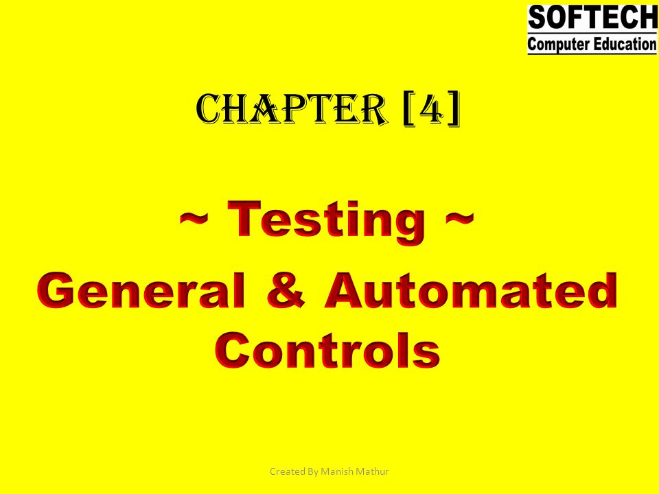Where auditor regularly performs control audit of the entity, the auditor may develop a multi year plan for control audit.
