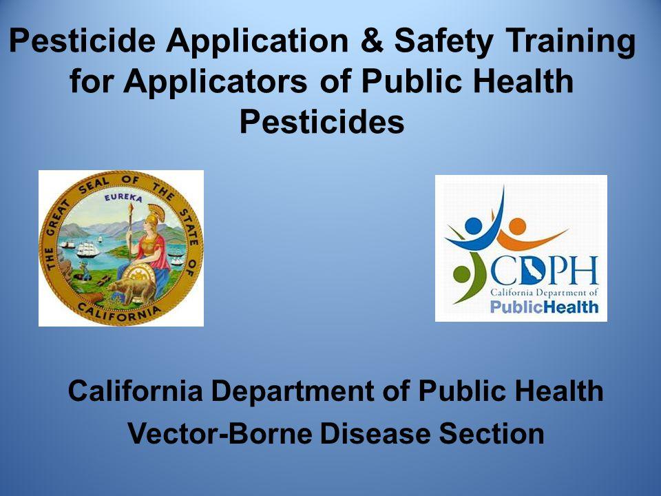 Chapter 10, slide 1/30 Chapter 10: Pesticides as Hazardous Wastes