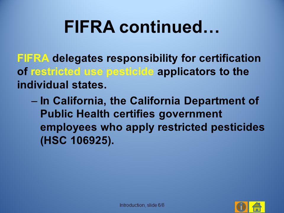 Chapter 9, slide 1/42 Chapter 9: Pesticide Application Problems
