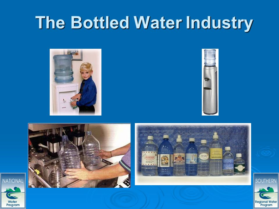 19 The Bottled Water Industry
