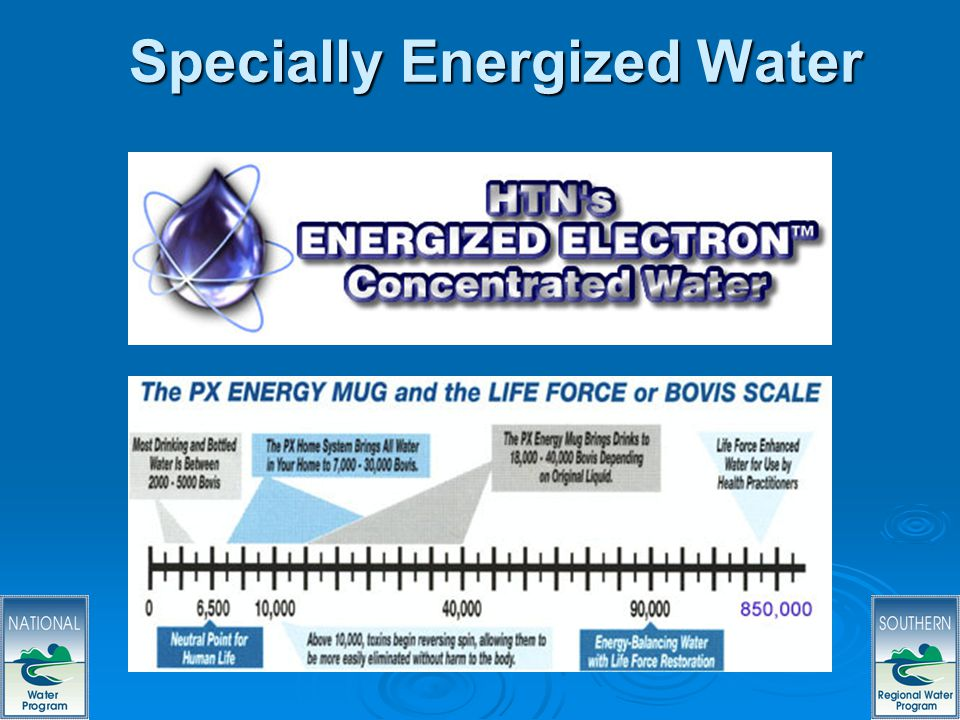 44 Specially Energized Water