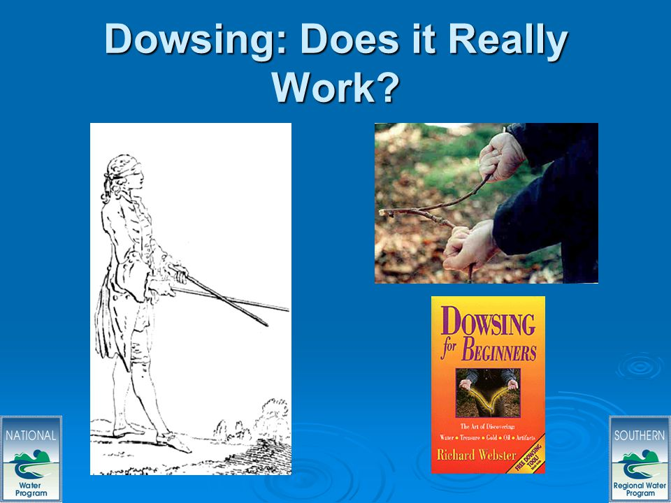 55 Dowsing: Does it Really Work?