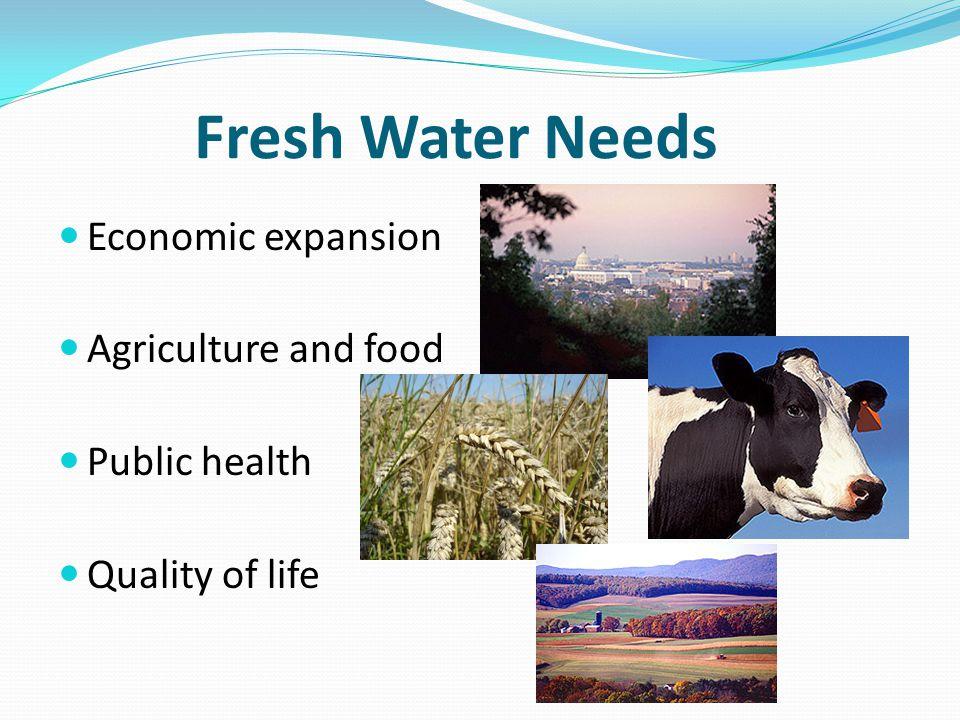 Why Desalination.