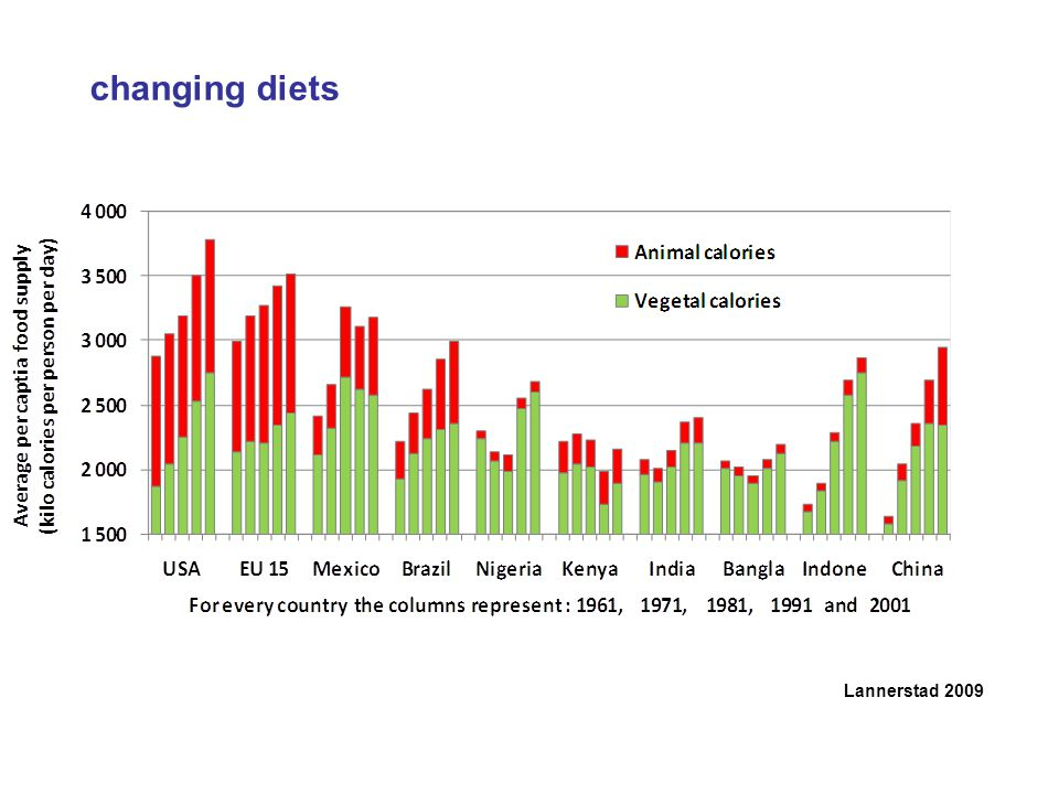 Lannerstad 2009 changing diets