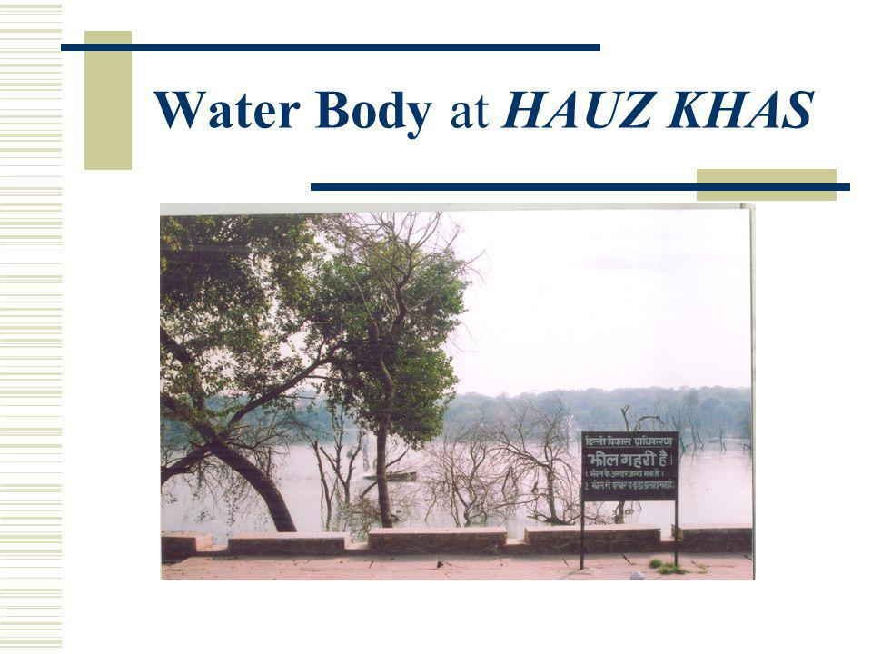 Water Body at MASOODPUR (a)
