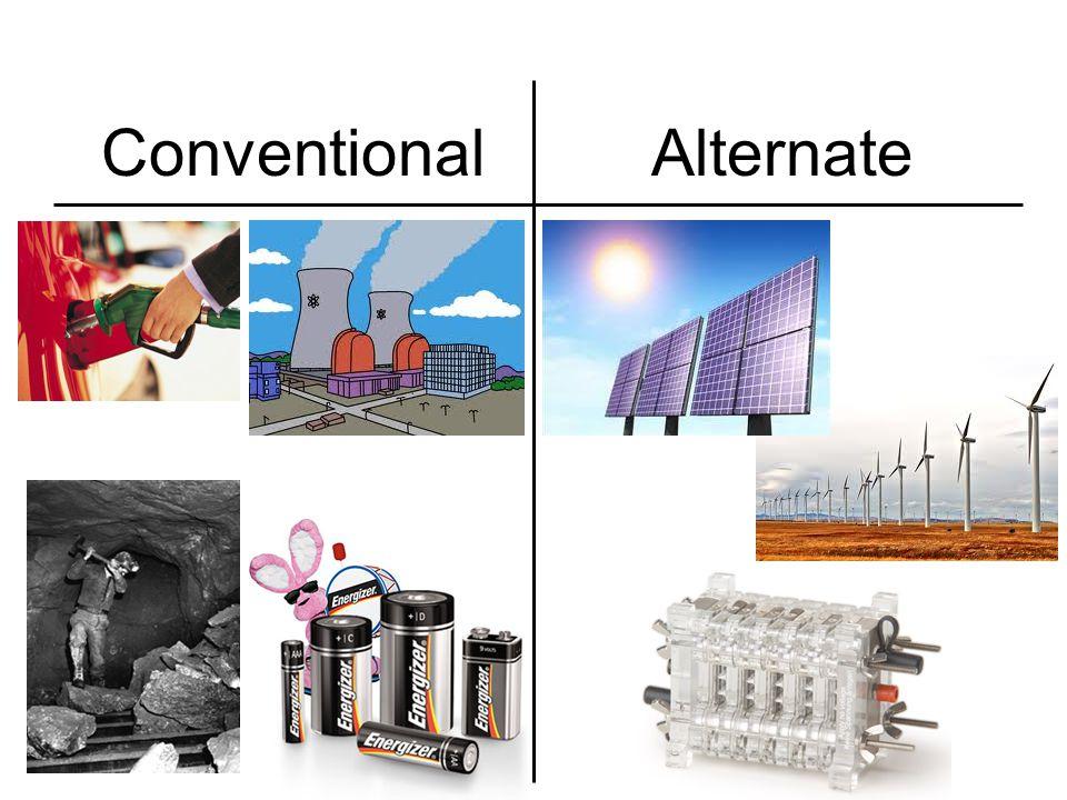 ConventionalAlternate