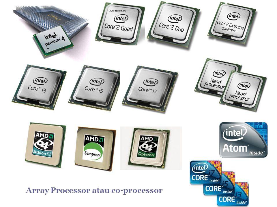 Array Processor atau co-processor