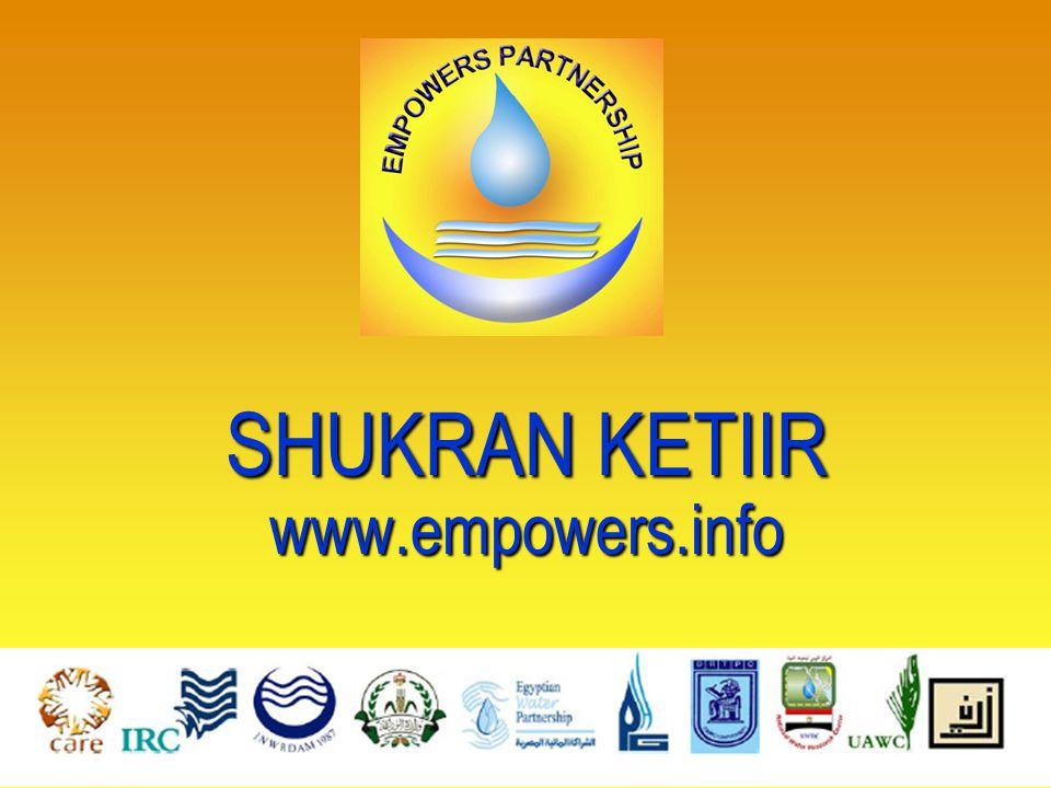 SHUKRAN KETIIR www.empowers.info