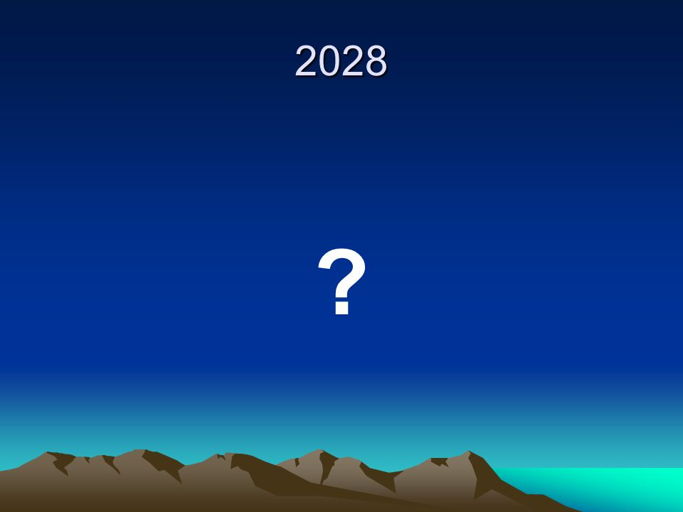 2028 ?