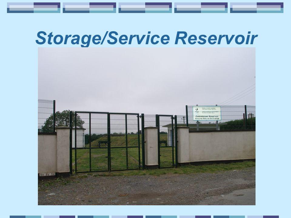 Storage/Service Reservoir