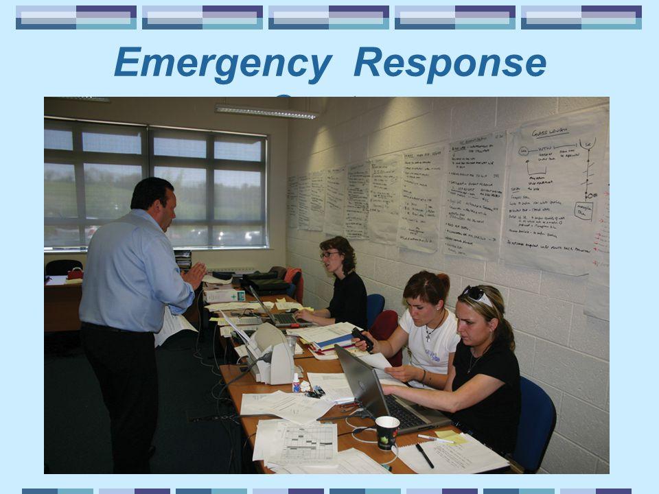 Emergency Response Centre