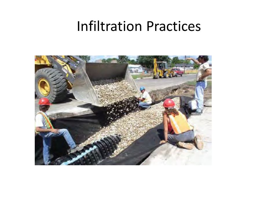 Infiltration Practices