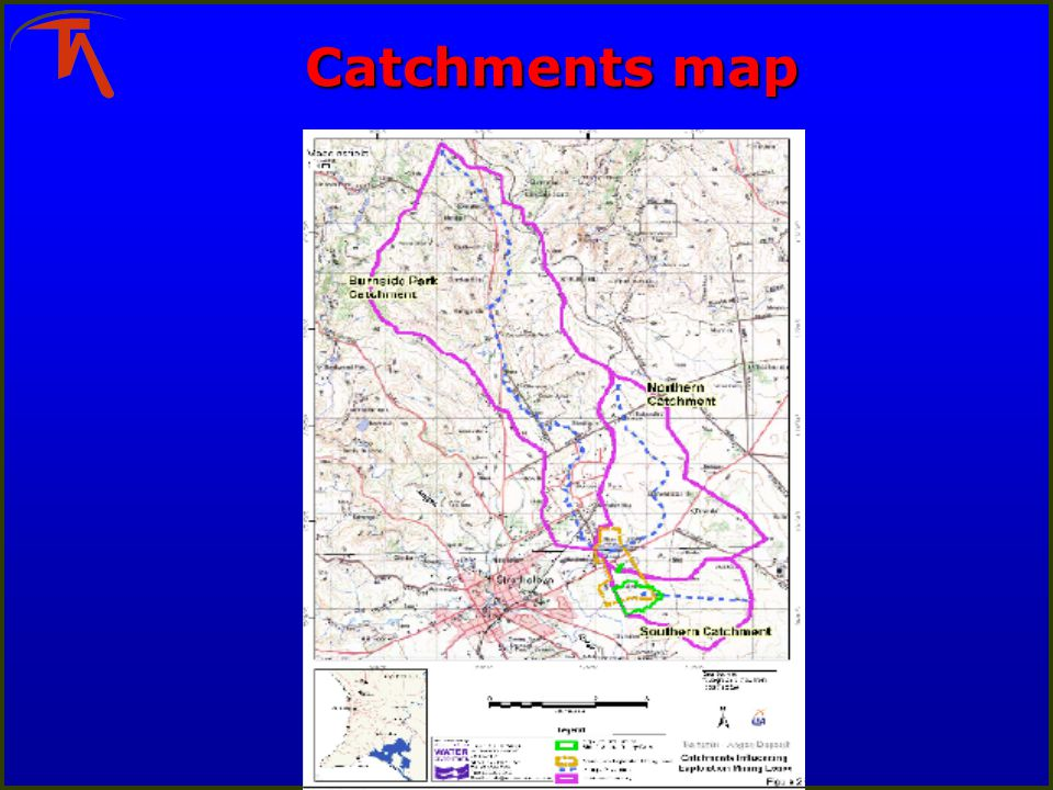 Water users Regional Users of Angas Catchment - surface & groundwater Users of Lake Alexandrina water Local Two current properties have shallow bores Mains water Waste water from Lagoons - Polo Club, Olive grove