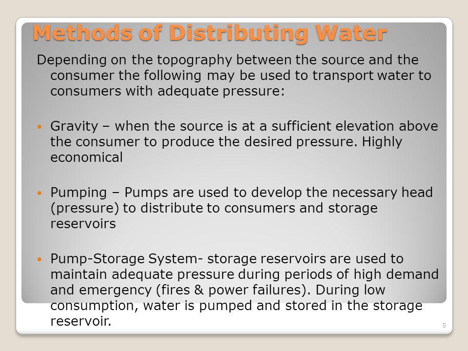 Work Examples – Water Demand 26