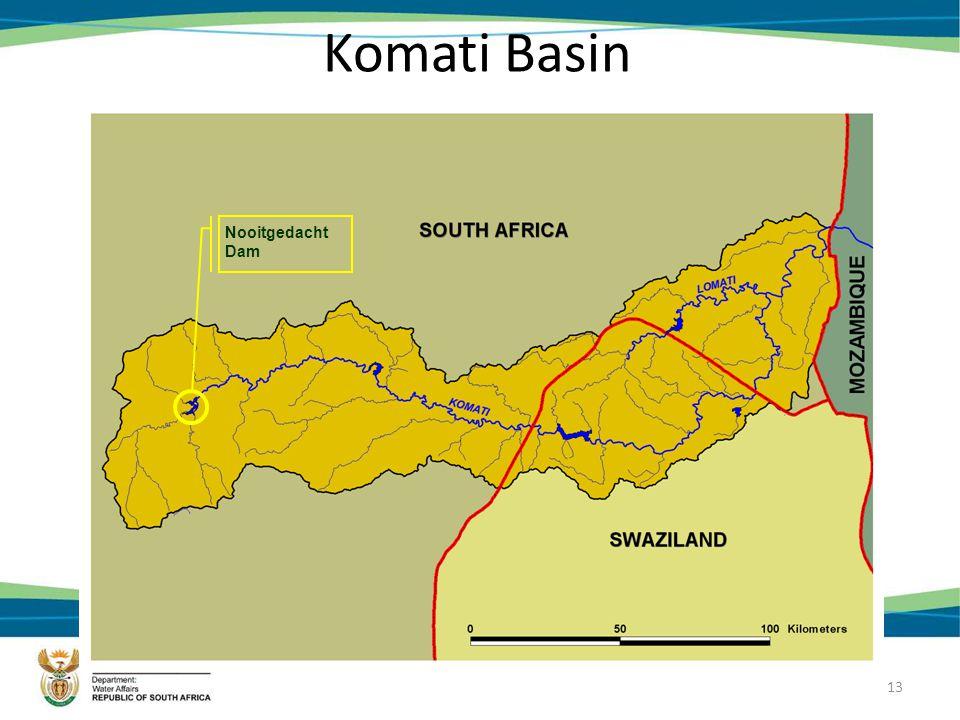 13 Komati Basin Nooitgedacht Dam