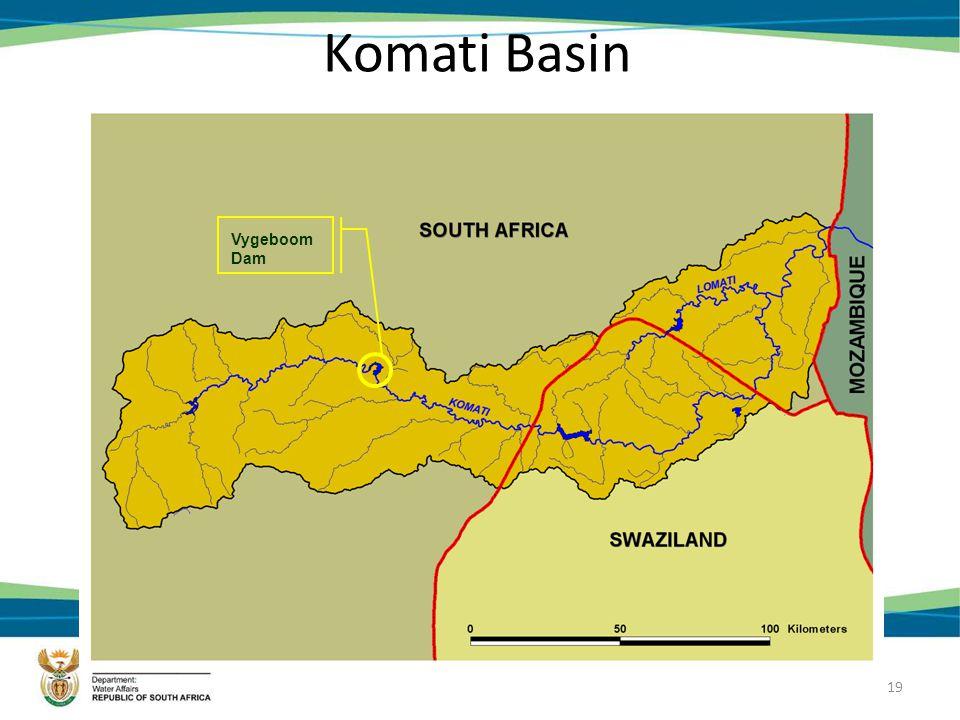 19 Komati Basin Vygeboom Dam