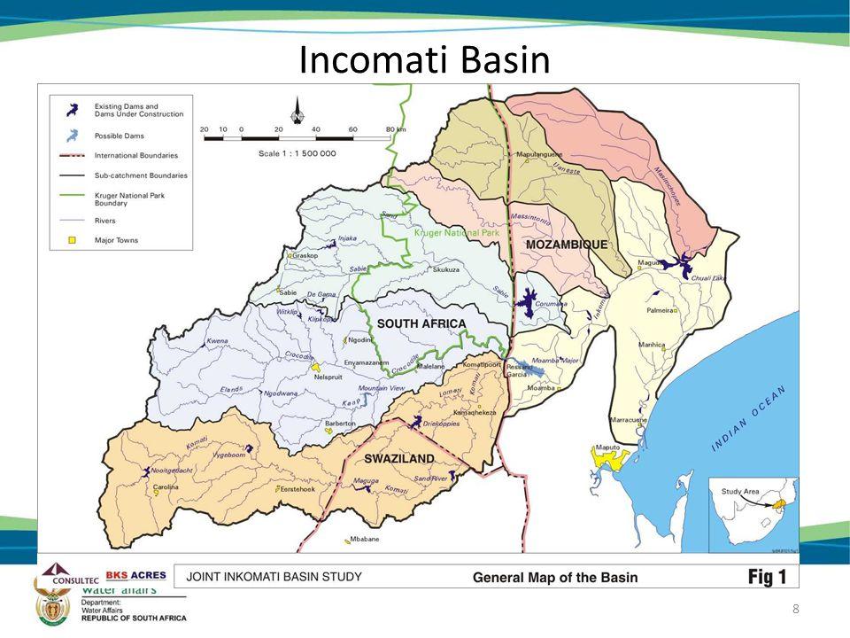 8 Incomati Basin