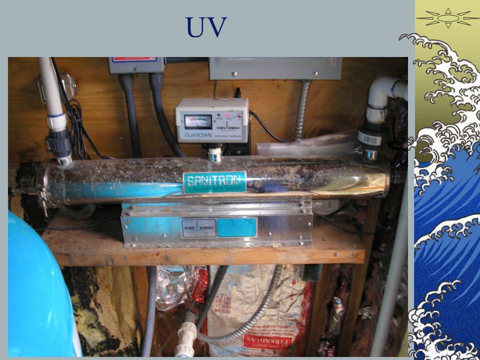 DHS Drinking Water Program 42 UV