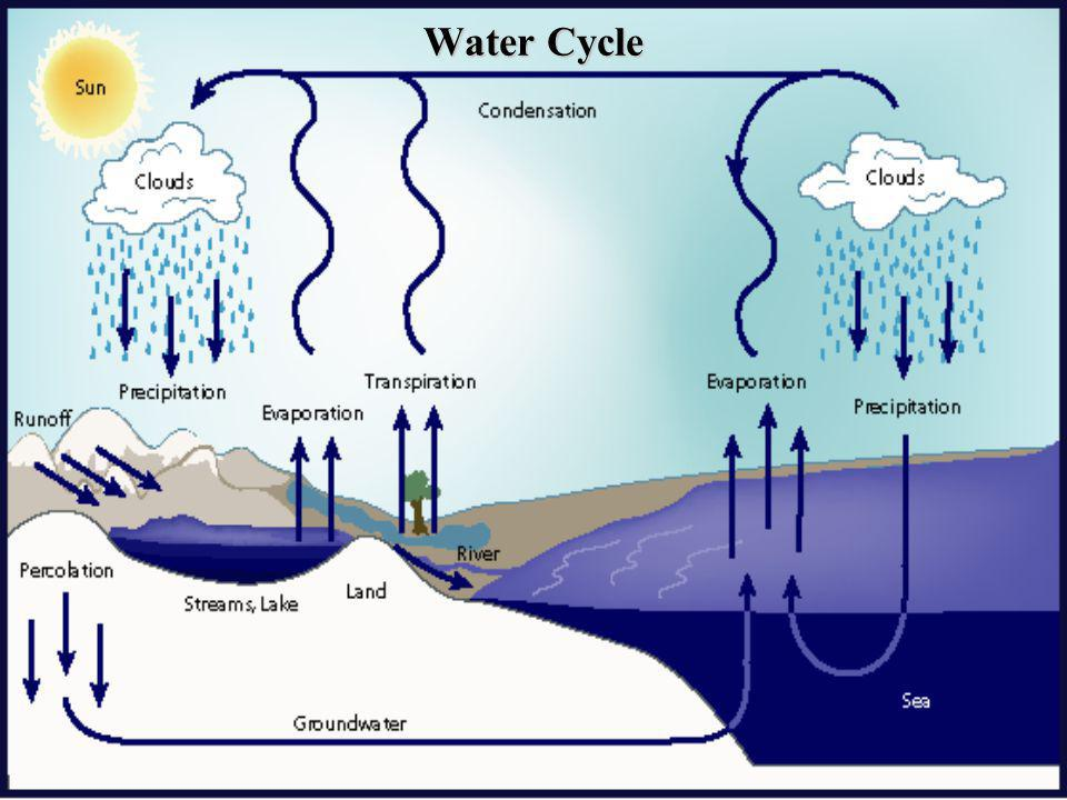 Point sources (e.g., factories, sewage treatment plants, mines, oil wells, oil tankers) Nonpoint sources (e.g., acid deposition, substances picked up in runoff, seepage into groundwater) Agriculture is largest source of water pollution in the U.S.