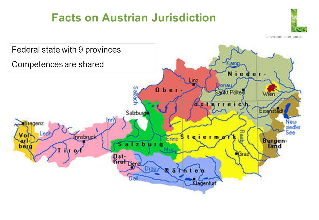 Topographic Challenges 1.Austria is a mountainous country.