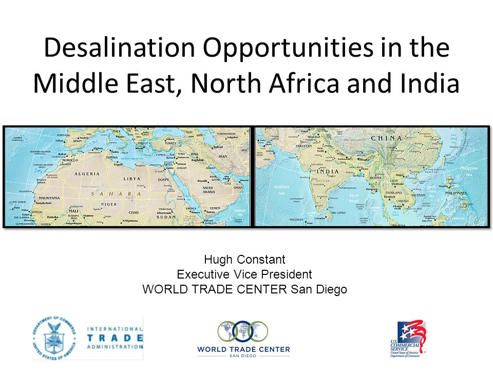 Introduction Desalination provides water security independent of climate change The cost is decreasing continually through technological improvement LP RO Negative impacts on the environment are being reduced, as alternative energy sources such as solar and wind are used