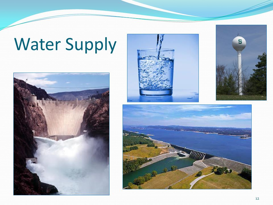 Water Supply 12
