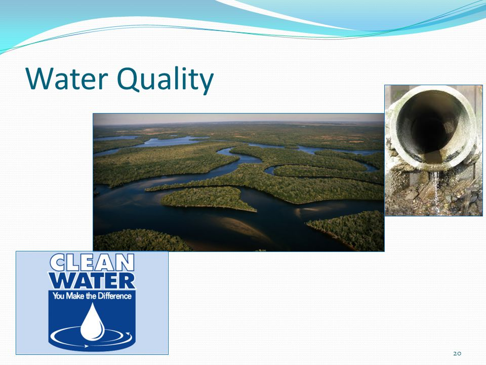 Water Quality 20