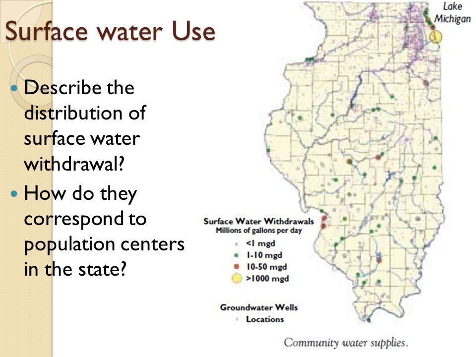 Mahomet Aquifer Most important aquifer in east-central Illinois.