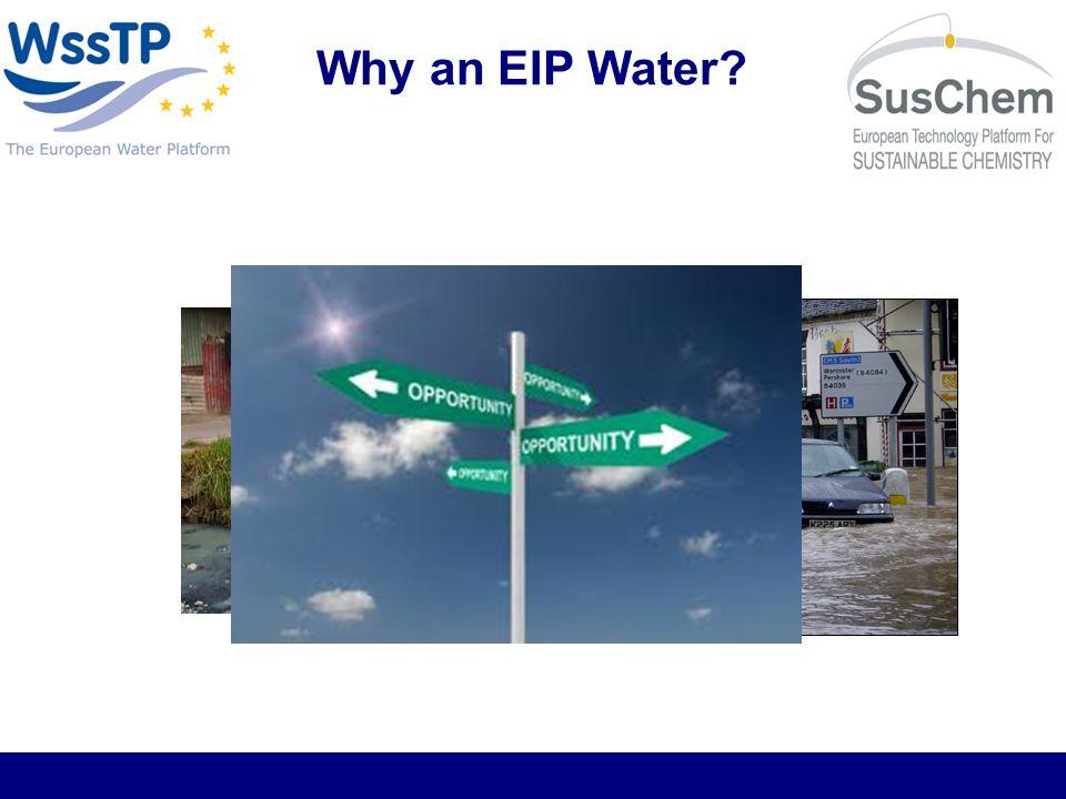 EU added value Research Export Technology development Market application JPI Water MS … ETPs MS...