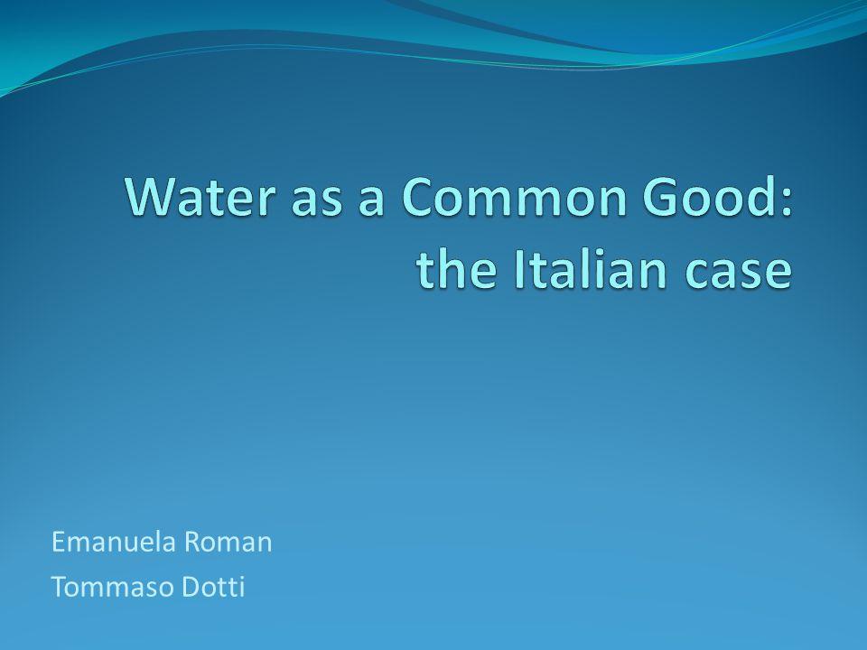 Emanuela Roman Tommaso Dotti