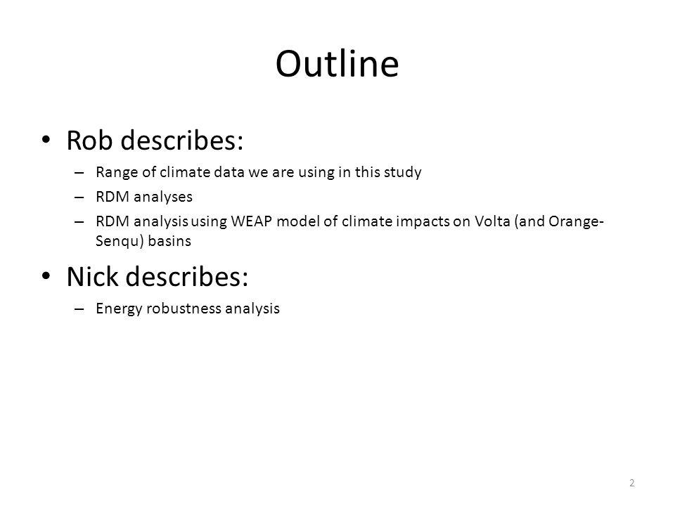 Alternative Strategies Decrease Some Climate Change Vulnerability with Tradeoffs 33
