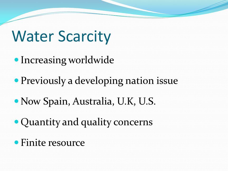 World Water Stress