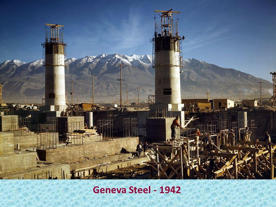 Geneva Steel - 1942