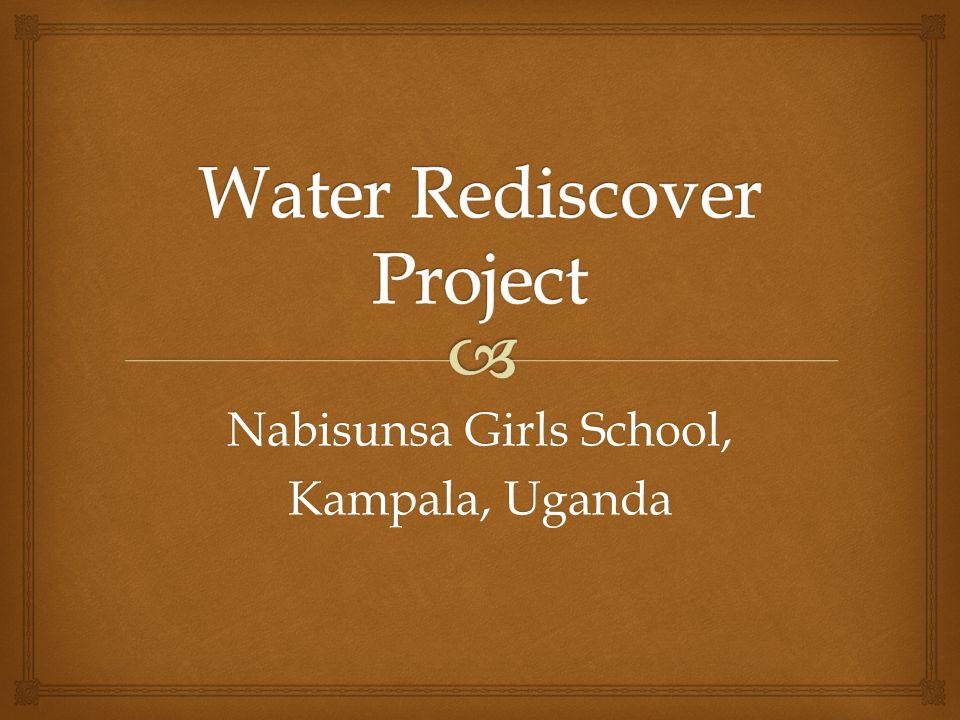 Nabisunsa Girls School, Kampala, Uganda