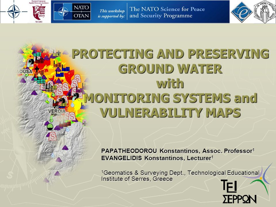Remote Sensing Techniques combined with the use of Geographic Information Systems over the Web can provide accurate and reliable information regarding groundwater protection and management at minimal costs.
