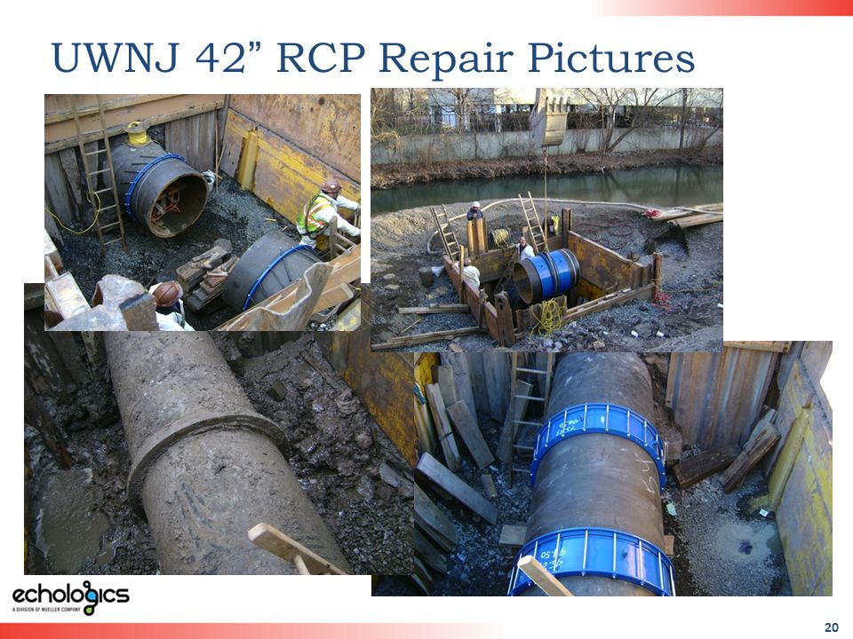 20 UWNJ 42 RCP Repair Pictures