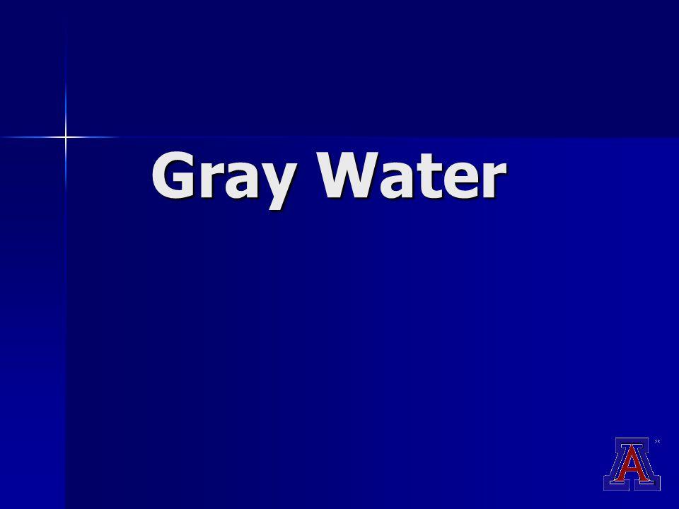Gray Water