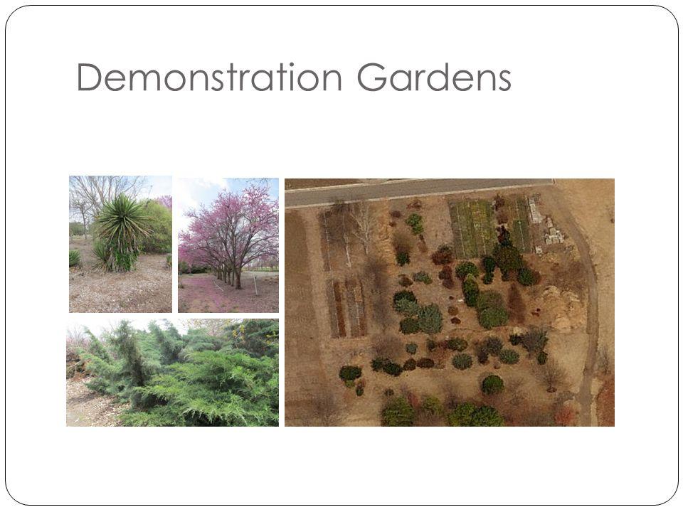 Demonstration Gardens