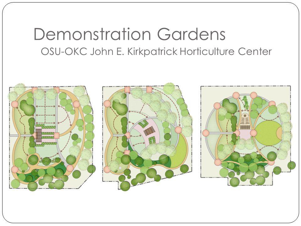 OSU-OKC John E. Kirkpatrick Horticulture Center