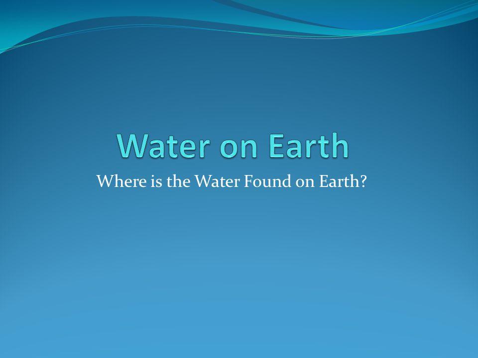The Pacific Ocean is Earths largest ocean.