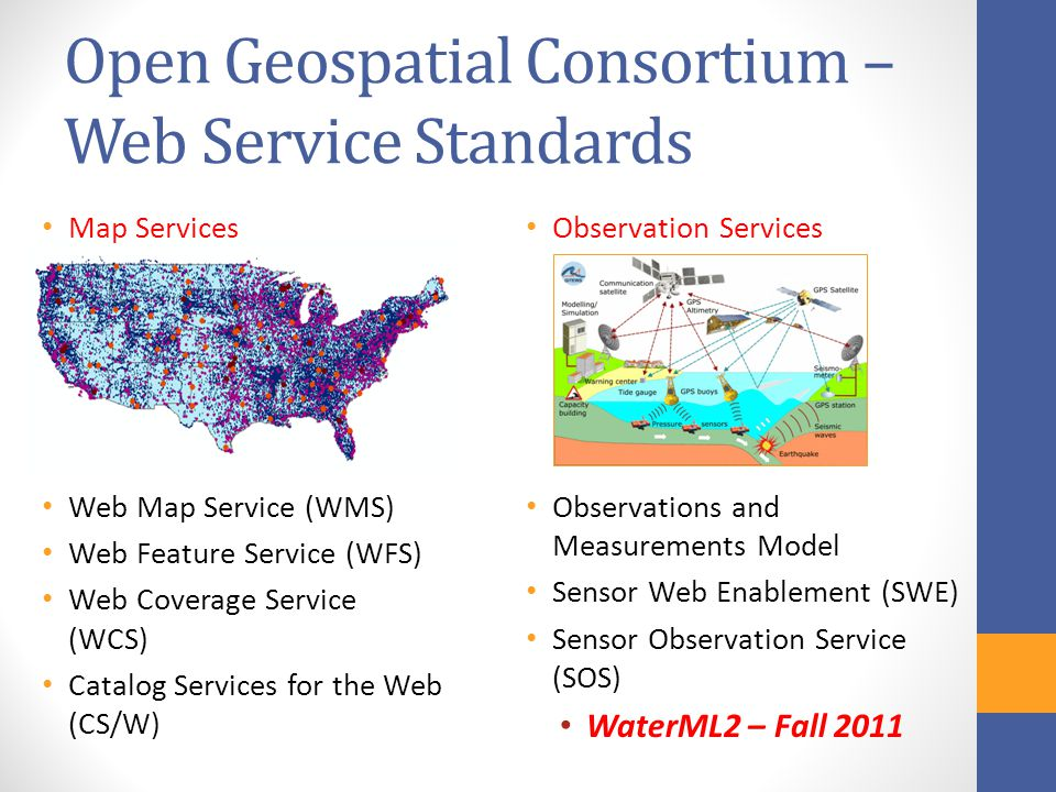 Geospatial Data for the World Global Elevation Data 90 meter, 30 meter, 5 meter National and International River Networks Geometry (xy coordinates), Logic (topology) and Address (linear referencing) Cell to cell, line to line, polygon to line Global delineation services Watersheds and catchments