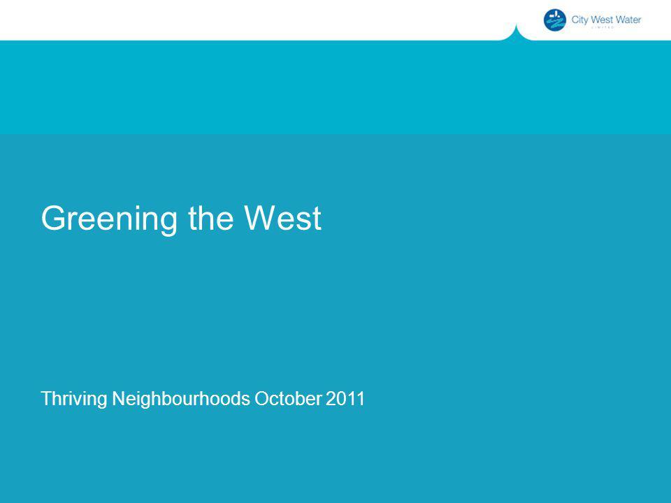 Priority Urban Area - Braybrook