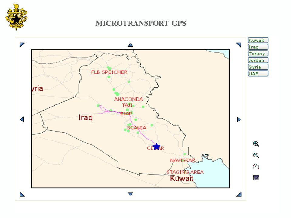 MICROTRANSPORT GPS