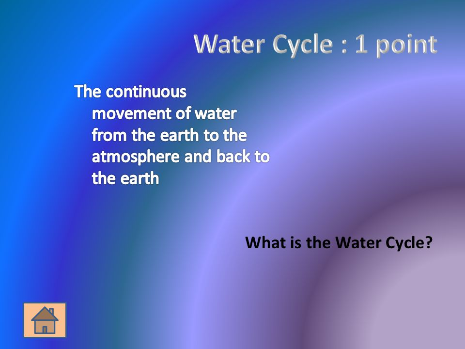 This water should be tested and always treated before use What is surface water?