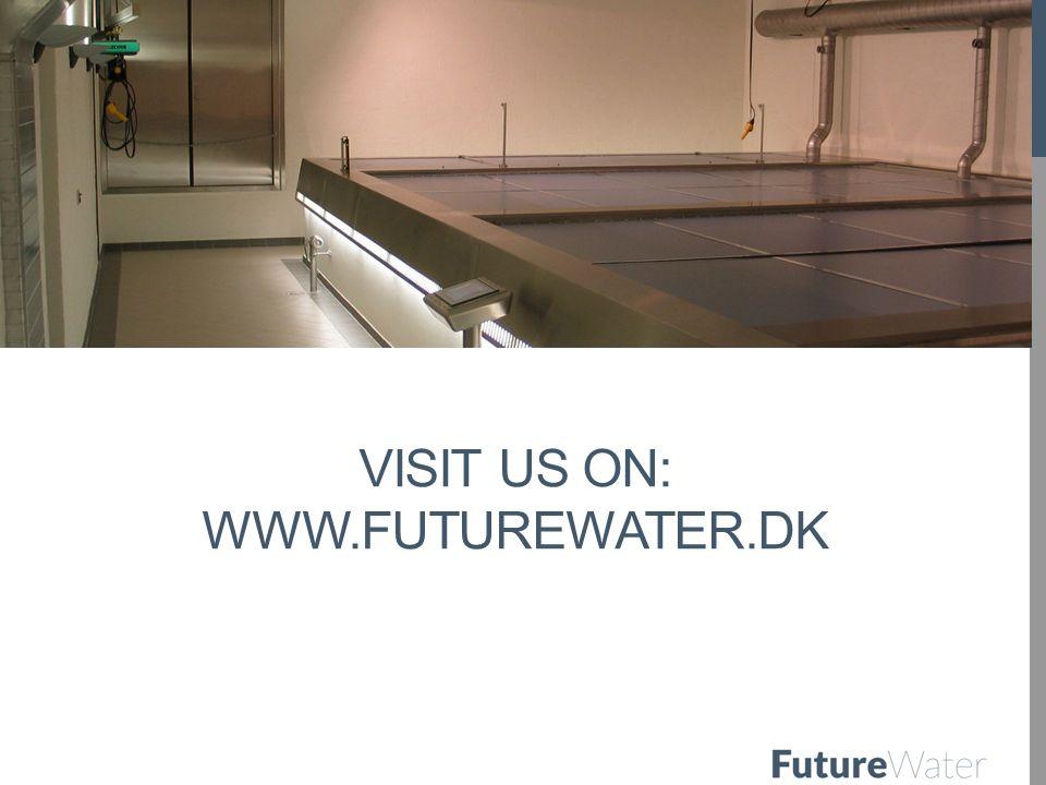 VISIT US ON: WWW.FUTUREWATER.DK