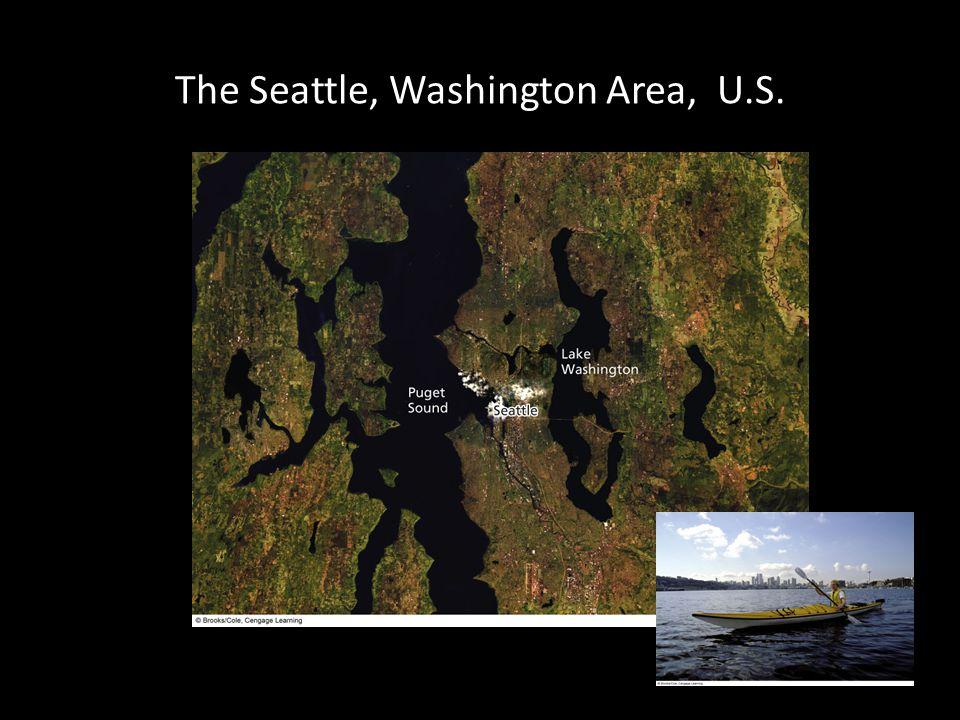The Seattle, Washington Area, U.S.