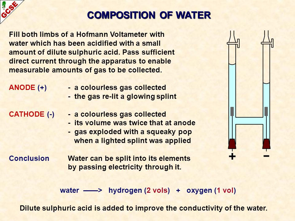 PERMANENT HARDNESS - REMOVAL DISTILLATION Boil the water and collect pure water as the distillate.